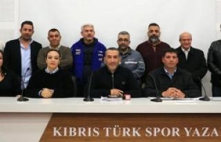 KKTOK'de başkan Tigin Kişmir