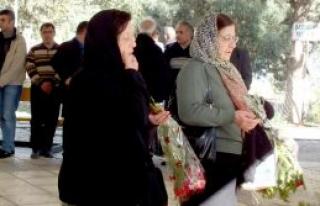 Leman Çolakoğlu toprağa verildi