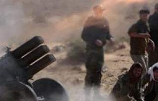 Libya'da çıkan çatışmalarda 9 kişi hayatını...
