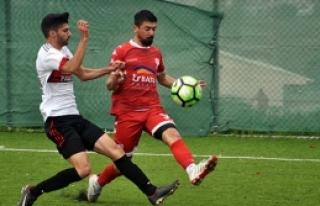 Maraş, Hamitköy'ü puansız gönderdi 2-1