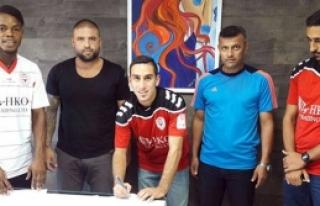 Maraş'ın transfer atağı