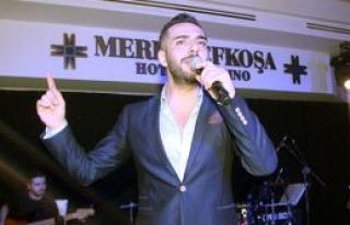 Merit Lefkoşa Hotel & Casino'da CEF Fırtınası