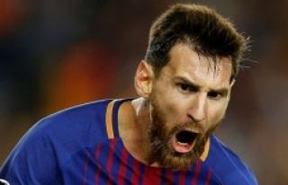 'Messi Park' yapılıyor