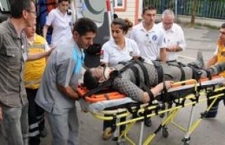 Ölüm Amasra'da yakaladı