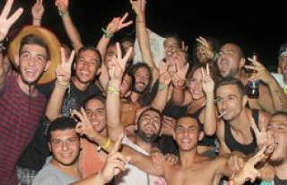Reggae ateşi Kıbrıs'ı sardı