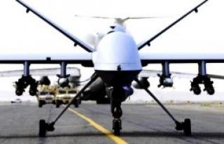Rum ordusuna insansız uçak