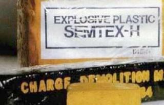 'Semtex' paniği