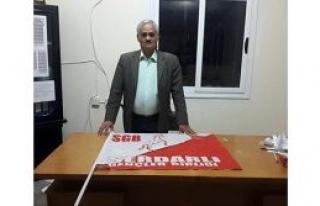 Serdarlı'da yönetim belirlendi