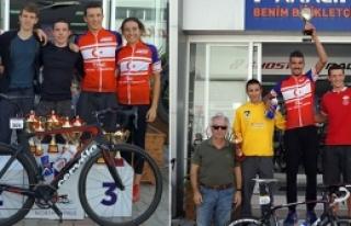 Sevinç ve Aydındağ'dan çifte şampiyonluk