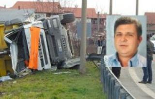 Şoför hayatını kaybetti