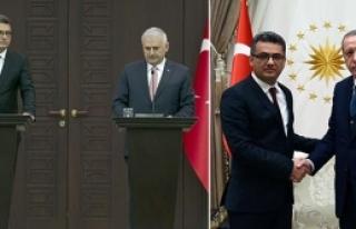 Türkiye'den tam destek