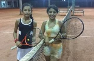 Teniste karşılaşmalarında sona doğru