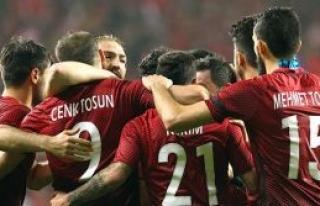 Türkiye'nin rakibi Avusturya