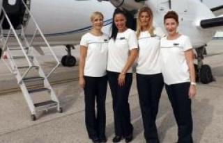 Tus Airways uçmaya başladı