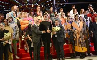 EİB Moda Tasarım Yarışmasında zirvenin sahibi Cihad Sünbül oldu