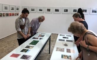 Tim Brennan'ın sergisi, Lefkoşa'daki ARUCAD Art Space'te 21 Ağustos'a kadar ziyarete edilebilecek