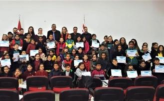 """""""Hayalimdeki Kütüphane ve Hayalimdeki 2019"""" Yarışmasının ödüller verildi"""