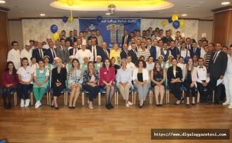 Merit Lefkoşa Hotel 11'inci gurur yılını personeli ile kutladı