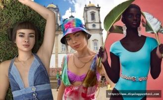 Moda endüstrisinde sanal süper modellerin topuk sesleri yükseliyor