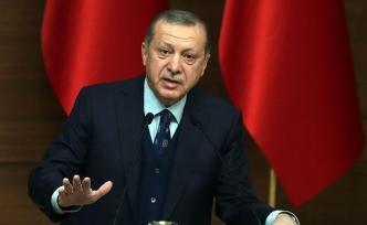 Erdoğan: Haddini aştı
