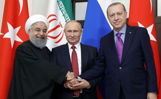 Teröre karşı güç birliği
