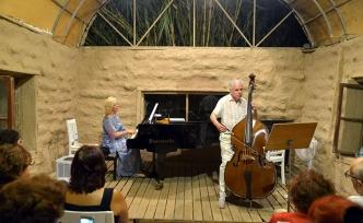 15. Uluslararası Gümüşlük Klasik Müzik Festivali başladı.