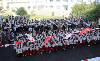 TED Kuzey Kıbrıs Koleji'nde yeni ders yılı başladı