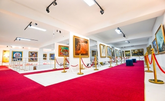 Sükan'ın sergisi YDÜ Sanat Merkezi'nde yer alacak