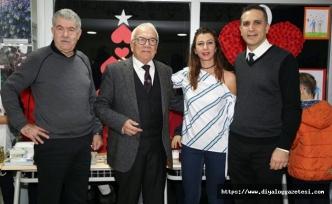 The American Elementary School'da elde edilen gelir LÖSEV'e bağışlandı