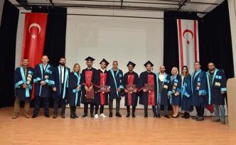 YDÜ Spor Bilimleri Fakültesi Güz Dönemi mezuniyet töreni yapıldı