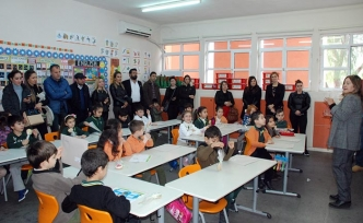 Doğu Akdeniz Doğa Anaokulu – İlkokulunda karneler verildi