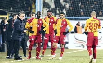 Aslan Erzurum'da dondu 1 – 1