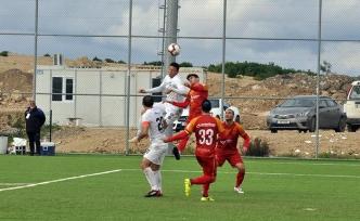 Merit Yeşilova ile Çetinkaya yenişemedi 1-1