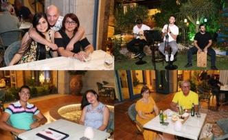 Merit Lefkoşa Hotel 'de canlı müzik akşamları Oğulcan Başarı ile devam ediyor