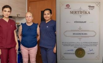 Merit, Sağlık Birimi'nin çalışanları Fitoterapi eğitimi aldı