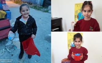 Dünyanın Renkleri Kreş ve Okul Öncesi Eğitim Merkezi'nin miniklerinden anlamlı etkinlik