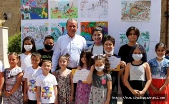 Ödülleri Bakan Ataoğlu verdi