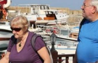 Turistlere göre yaz