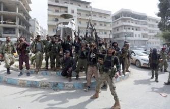 TSK ve ÖSO Afrin kent merkezinde kontrolü sağladı