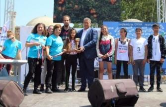 Gazimağusa'daki tarihi Namık Kemal Meydanı turizm şölenine ev sahipliği yaptı