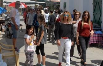 Kalavaç köyünde, 7. Gıbrızlı Kültür, Sanat ve Yaşam Etkinliği'ne halkın ilgisi yoğun oldu