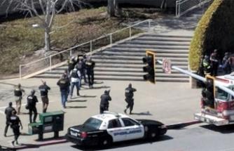 Saldırgan kadın öldü