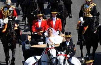 Dünya bu düğünü izledi