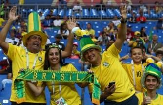 Brezilya ve İsviçre yenişemedi 1-1