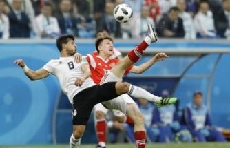 Rusya doludizgin 3-1