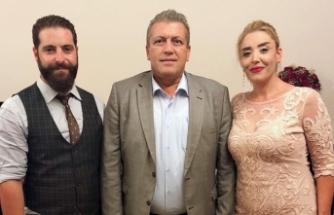Ünlü sanatçı Ayşegül Zaim ile tanınmış işadamlarından Gazi Güney nişanlandı