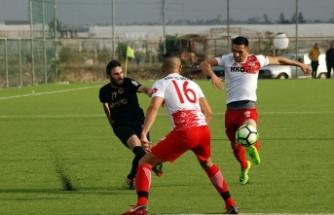 Mesarya tek golle 1-0