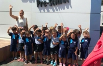 Yenişehir'deki Birikim Anaokulu, çocukların sağlıklı gelişimi için çaba sarf ediyor