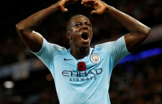 City'de Mendy şoku