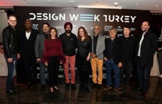 Hilton Istanbul Maslak'ta Design Week Turkey 2018 partisi